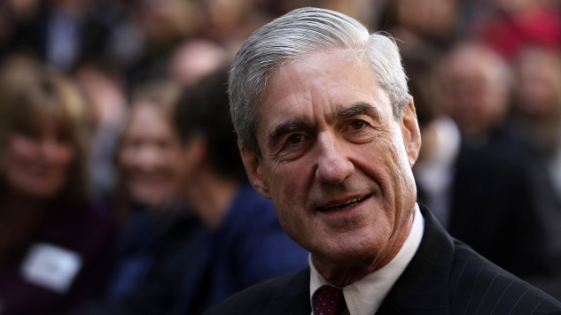 The Funniest Tweets about the Mueller Report's Delivery