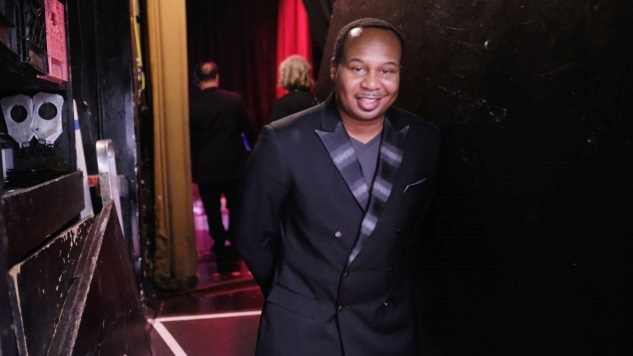 Roy Wood Jr. Discusses The Donald J. Trump Presidential Twitter Library and His Secret Fears