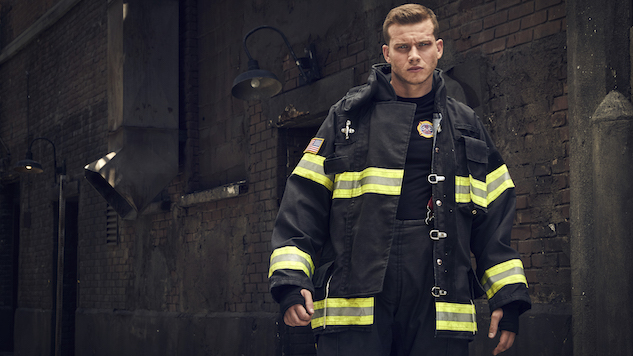 """There's Going to Be Chaos"": <i>9-1-1</i> Breakout Oliver Stark on Ryan Murphy's Outrageous Procedural"