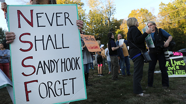 Father of Sandy Hook Victim Dead of Apparent Suicide