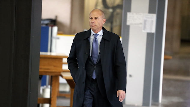 Michael Avenatti Arrested, Charged with Federal Crimes on Both Coasts