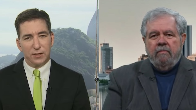 Watch Glenn Greenwald, Daniel Cay Johnston Debate the Implications of the Mueller Report