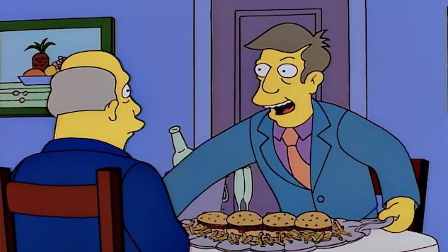 "Three Chords, Three Fingers: The Simpson's ""Steamed Hams"" Is Finally A Green Day Song"