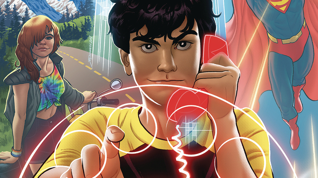 Sam Humphries & Joe Quinones Answer the Call of <i>Dial H for Hero</i>
