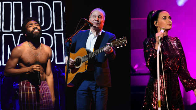 Outside Lands 2019 Lineup Revealed: Paul Simon, Childish Gambino, Kacey Musgraves, More