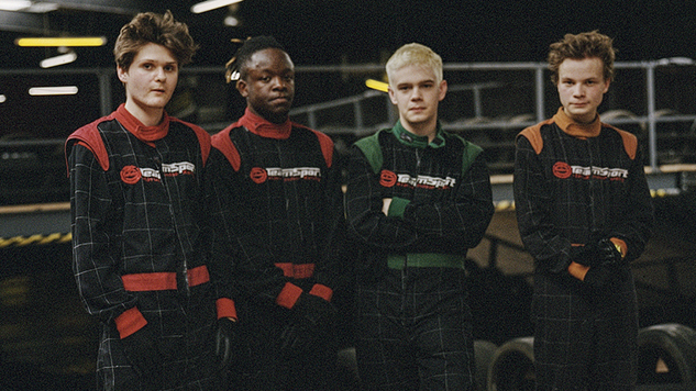 "Black Midi Release Video for Disorienting New Single ""Crow's Perch"""