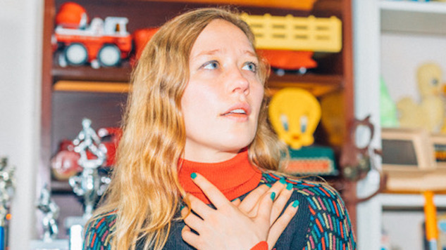 Julia Jacklin, Emotional Warrior