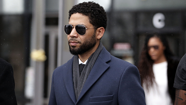 Criminal Charges Against Actor Jussie Smollett Dropped, Expunged from Record