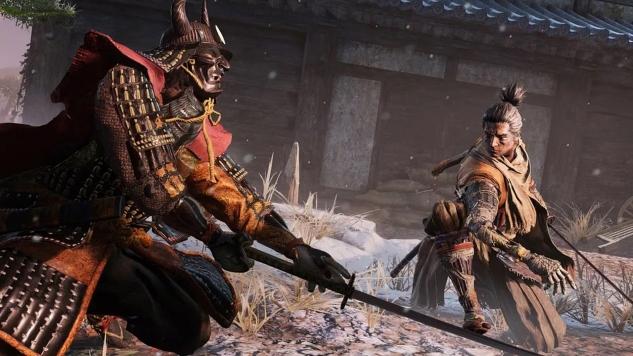 <i>Sekiro</i>'s Combat Stays Sharp Despite the Repetition