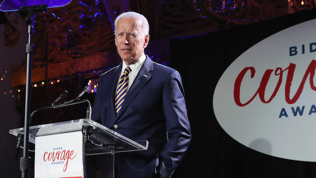 Joe Biden Says He Regrets Treatment of Anita Hill in 1991 Hearings