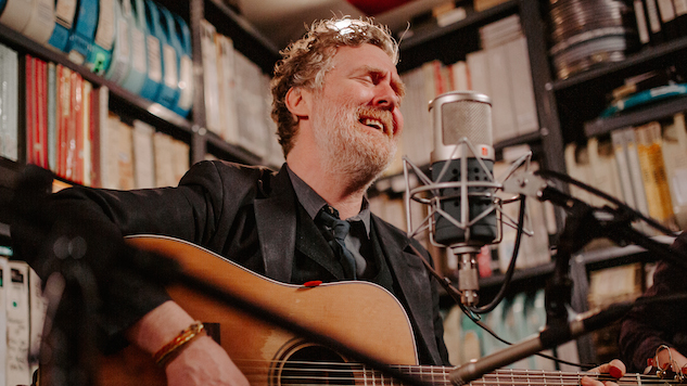 Watch Glen Hansard Perform Songs From His New Album in the Paste Studio