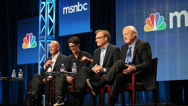 MSNBC's Ratings Have Tanked Since the Mueller Report Was Submitted