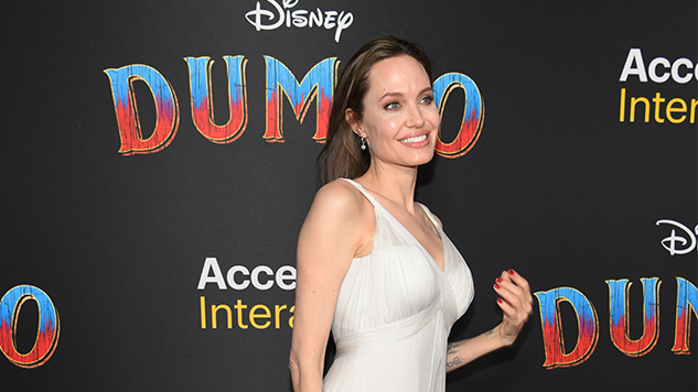 Angelina Jolie in Talks to Join Marvel's <i>The Eternals</i>