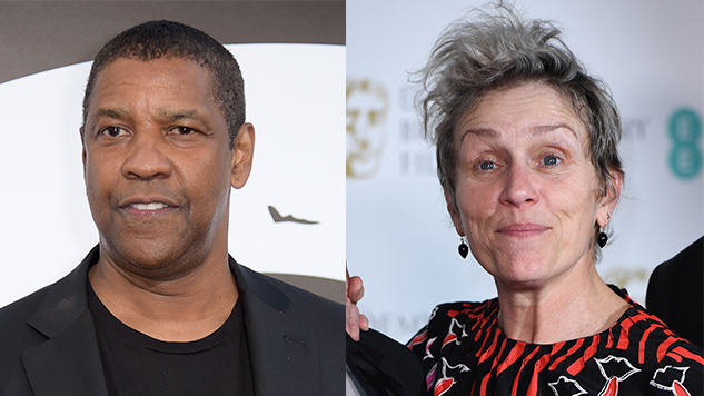 Denzel Washington and Frances McDormand in Talks to Join Joel Coen's <i>Macbeth</i> Adaptation