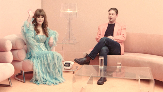 "Jenny Lewis Shares Delightful Behind-the-Scenes Video for ""Red Bull & Hennessy"""