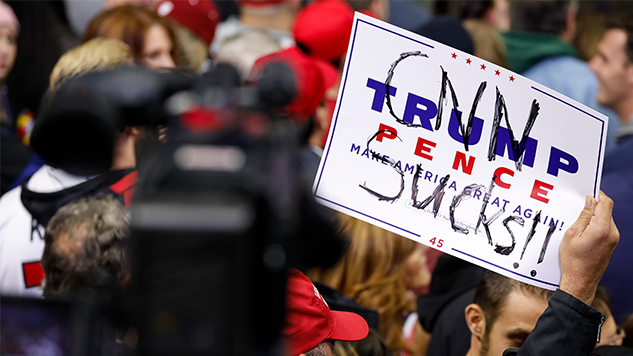 GOP Will Reportedly Target Reporters Critical of Trump with Personalized Attack Campaigns