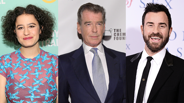 Ilana Glazer Horror Movie <i>False Positive</i> Starring Justin Theroux, Pierce Brosnan to Start Filming Next Week