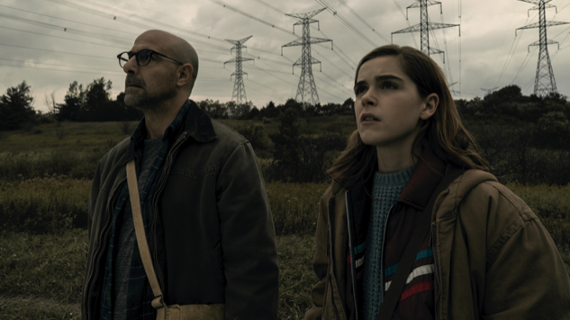 Watch Stanley Tucci and Kiernan Shipka Fight for Their Lives in Netflix's <i>The Silence</i> Trailer