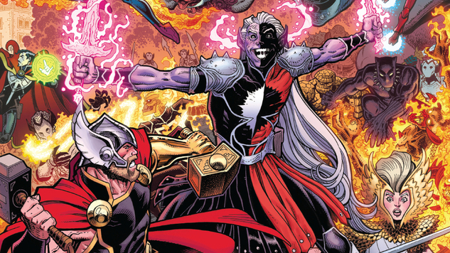 <i>The War of the Realms</i>, <i> Rocko&#8217;s Modern Afterlife</i>, <i>Major X</i> & More in Required Reading: Comics for 4/3/2019
