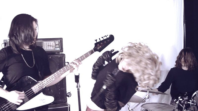 """Priests Congregate in Video for Their New Track """"Jesus' Son"""""""