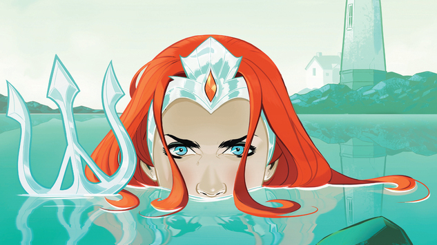 Danielle Paige Dives Deep Into the World Of <i>Mera: Tidebreaker</i>