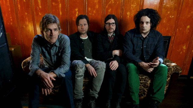 "The Raconteurs Share Roiling New Donovan Cover ""Hey Gyp (Dig the Slowness)"""