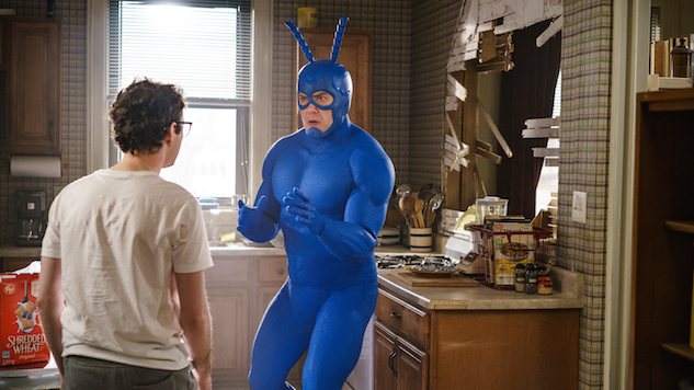 "Why <i>The Tick</i>'s Ben Edlund Found Making Season Two ""Traumatic"" Yet ""Nourishing"""