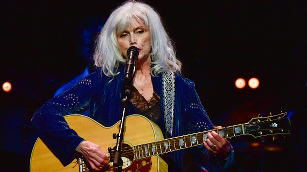 Happy Birthday, Emmylou Harris! Hear the Country Legend Perform in 1975