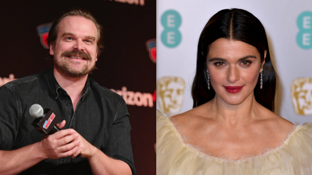 David Harbour, Rachel Weisz Marked for Marvel's <i>Black Widow</i> Standalone