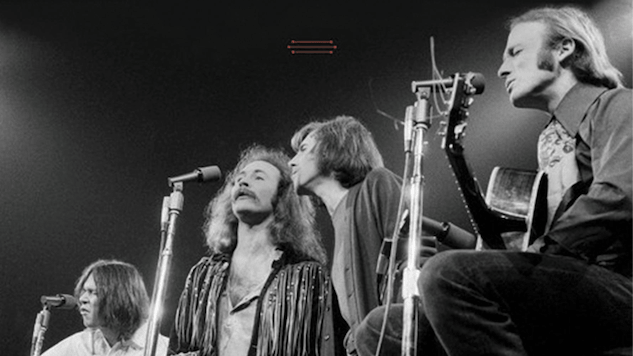 Two New Crosby, Stills, Nash & Young Biographies Trace the Band's Fractious History
