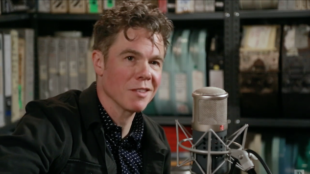 Watch Josh Ritter Perform Three New Songs in the <i>Paste</i> Studio