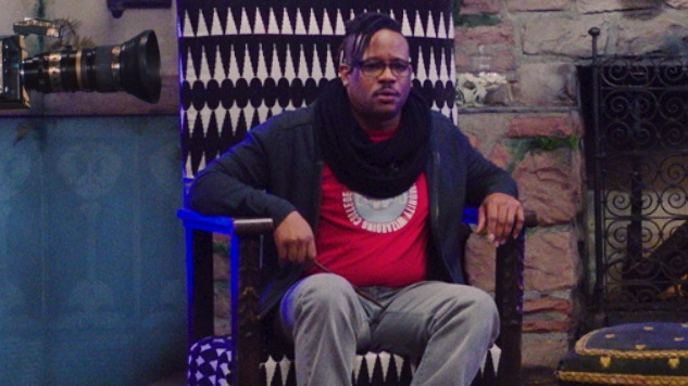 Open Mike Eagle Opens Up about Being a Wizard and <i>Live at WZRD</i>