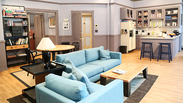 "Clusterfest's Interactive ""Comedyville"" to Include the Dunder Mifflin Office, <i>Seinfeld</i> Apartment, More"