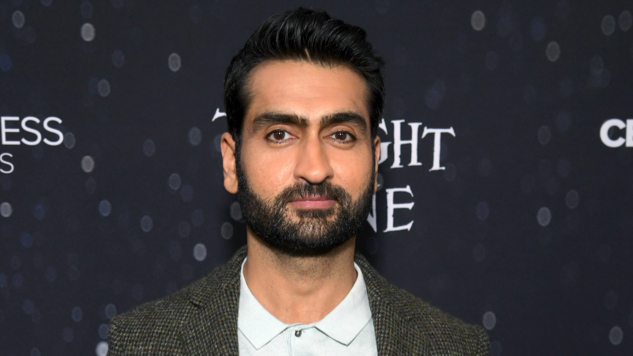 Kumail Nanjiani Set to Join Marvel's <i>The Eternals</i>