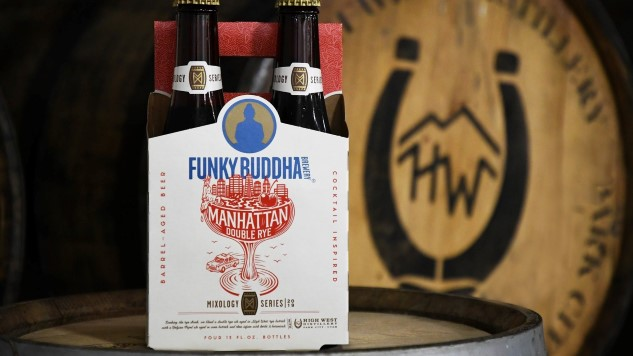 Funky Buddha Manhattan Double Rye Ale Review