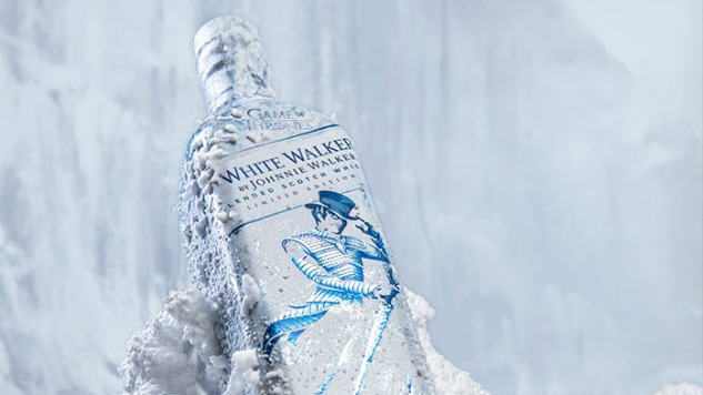 Celebrate the Return of Game of Thrones With These White Walker Cocktails