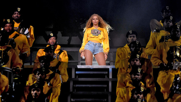 Netflix Shares First Trailer for Beyoncé's Coachella 2018 Documentary <i>Homecoming</i>