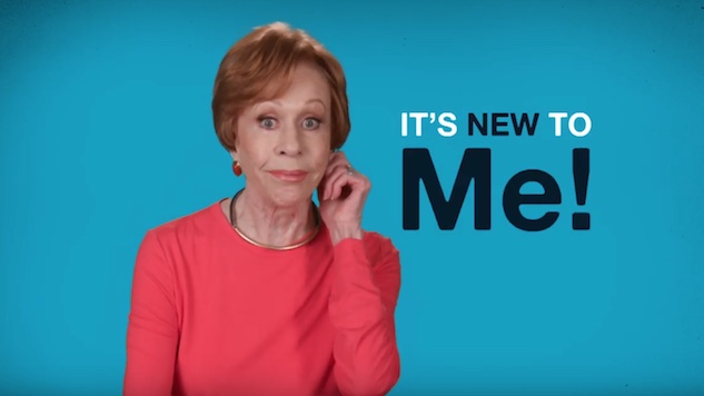 Early Episodes of <i>The Carol Burnett Show</i> to Be Rebroadcast on MeTV