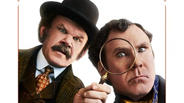 Watch John C. Reilly and Will Ferrell in an Exclusive Clip from <i>Holmes & Watson</i>