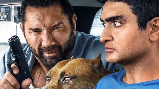 Dave Bautista and Kumail Nanjiani Are a Comedy Dream Team in the First Trailer for <i>Stuber</i>