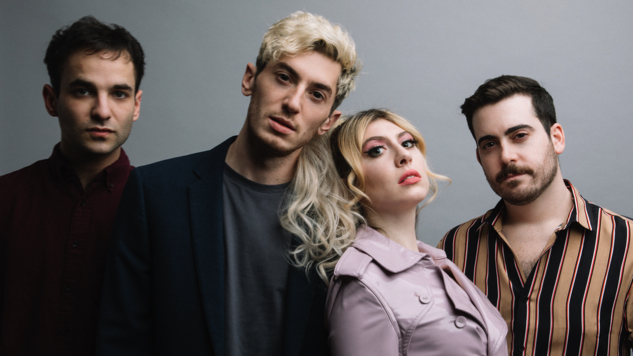 "Charly Bliss Fall to the Feeling on New Single/Video, ""Hard to Believe"""