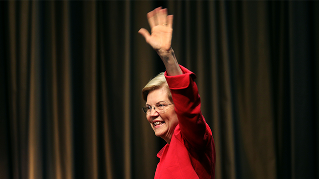 Elizabeth Warren's Ten Boldest Proposals So Far