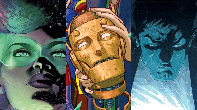 DC & Gerard Way&#8217;s Young Animal Imprint Returns in July With <i>Doom Patrol: Weight of the Worlds</i>, N.K. Jemisin & More