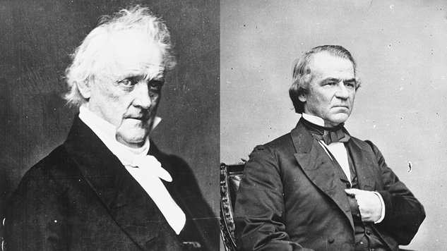 Worst American Presidents: The Bracket Finale