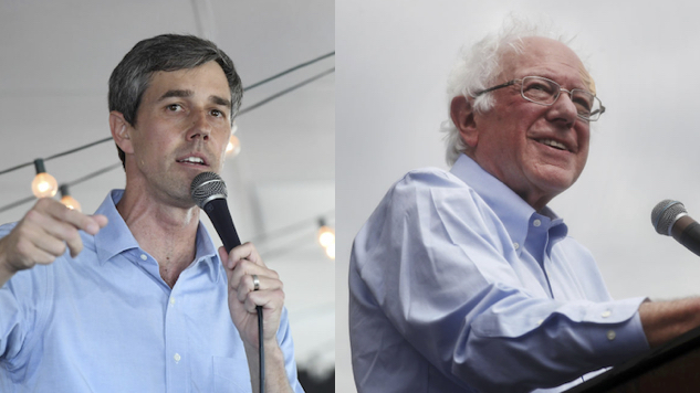 Two Ex-Beto Staffers Explain Their Move to the Sanders Campaign