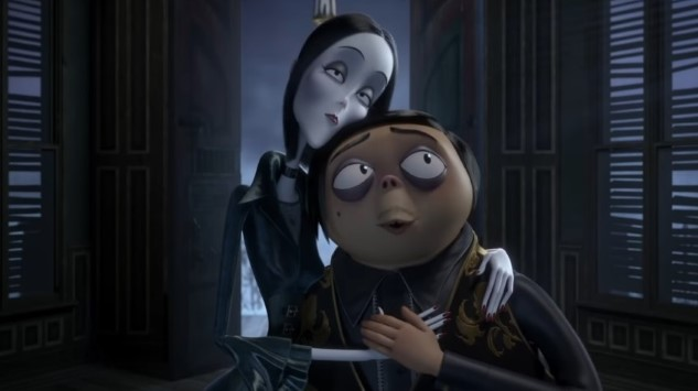 Check out the Creepy, Kooky First Teaser for <i>The Addams Family</i>