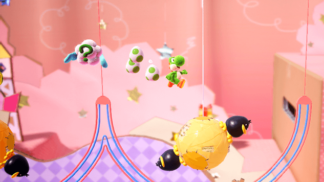 <i>Yoshi's Crafted World</i> Is the Cute, Calming Relief I Need After <i>Sekiro</i>