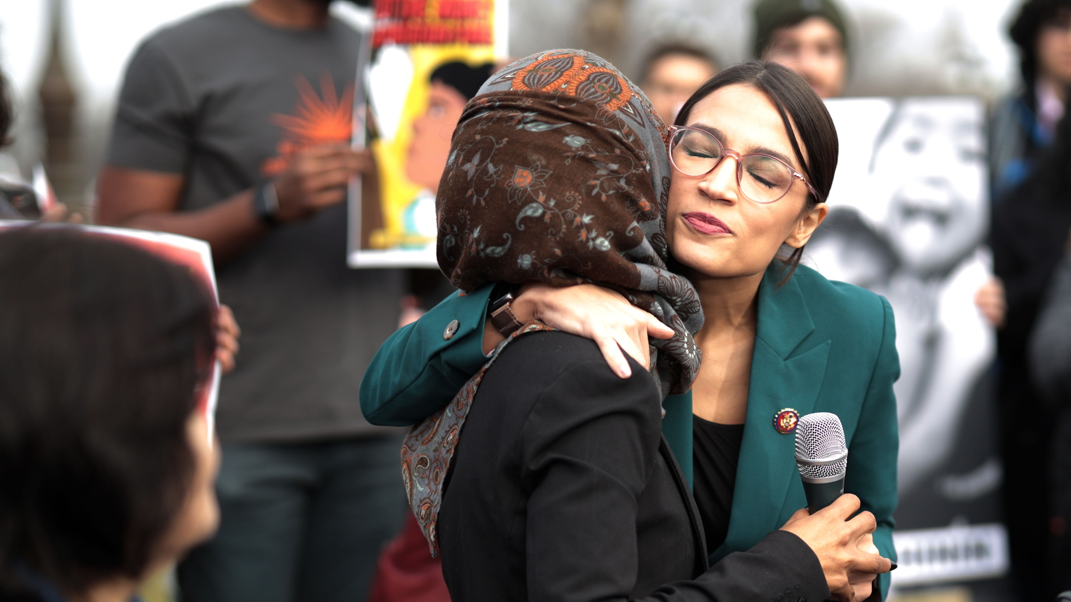Conservative Media Are Putting Alexandria Ocasio Cortez and Ilhan Omar's Lives In Danger