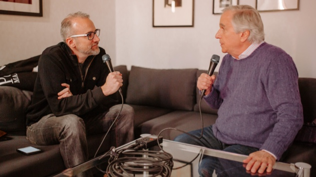 Henry Winkler Talks <i>Barry</i>, Working With Wes Anderson on The Paste Podcast