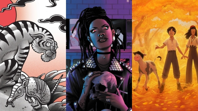 Leap Into Spring With 5 New Comics Kickstarters